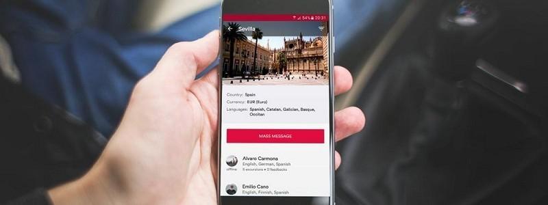 Instruments utiles pour les guides et les voyageurs – pour les détenteurs d'appareils mobiles