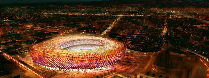 Tourisme footballistique à Barcelone