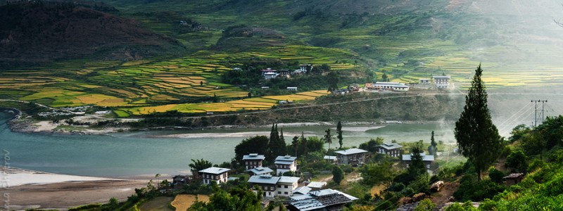 Trekking et escalade au Bhoutan