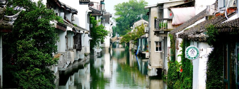 Suzhou's Points of Interest