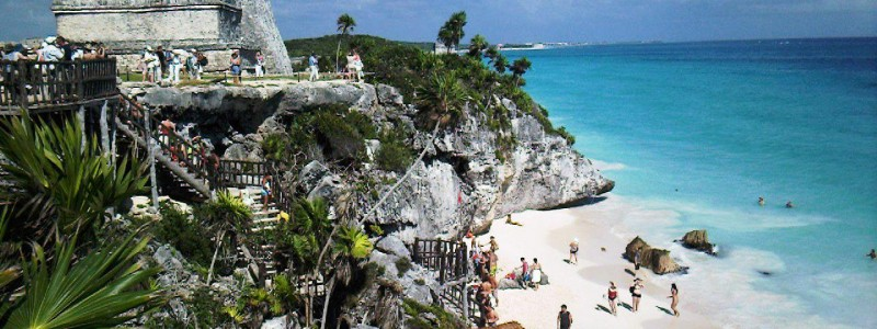 Tulum, an enigmatic place.