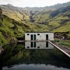 Ваш гид по Европе: Термальные источники в ледниках Исландии