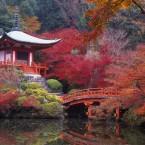 Пешие экскурсии по красивейшим замкам и храмам Японии, Португалии, Франции