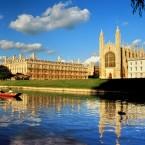 Достопримечательности Кембриджа