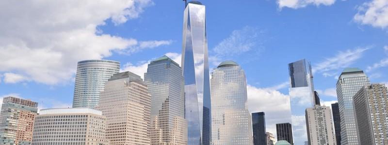 Путешествуем с гидом по Нью-Йорку: новый Всемирный торговый центр