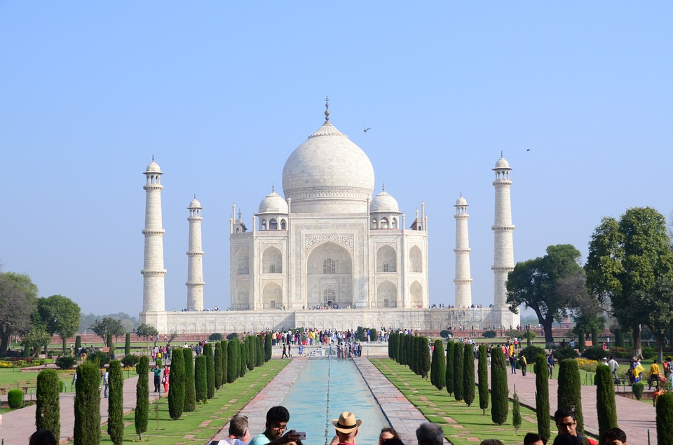 Agra is synonymous with architectural brilliance.