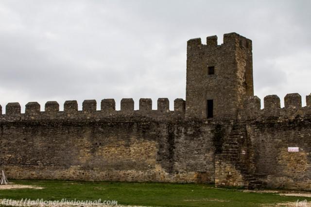 Военное зодчество Аккерманская крепость