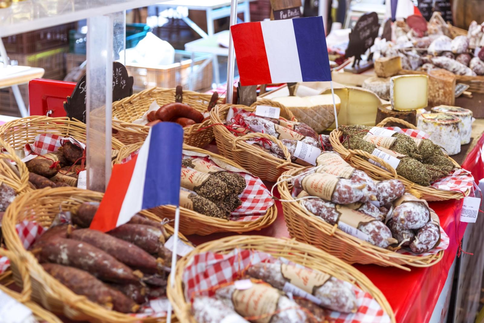 Comida francesa: ¿Ruta improvisada o Guía planificada?
