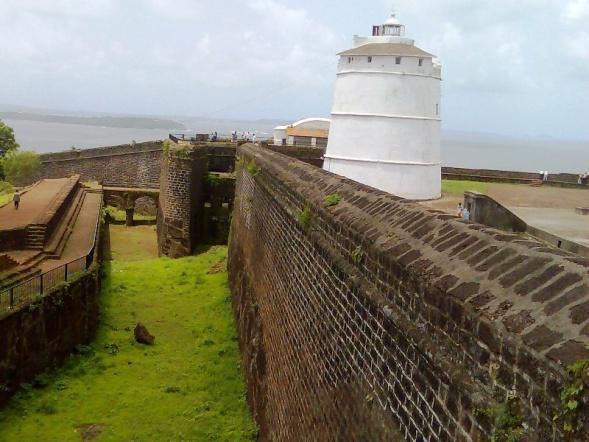Chapora Fort