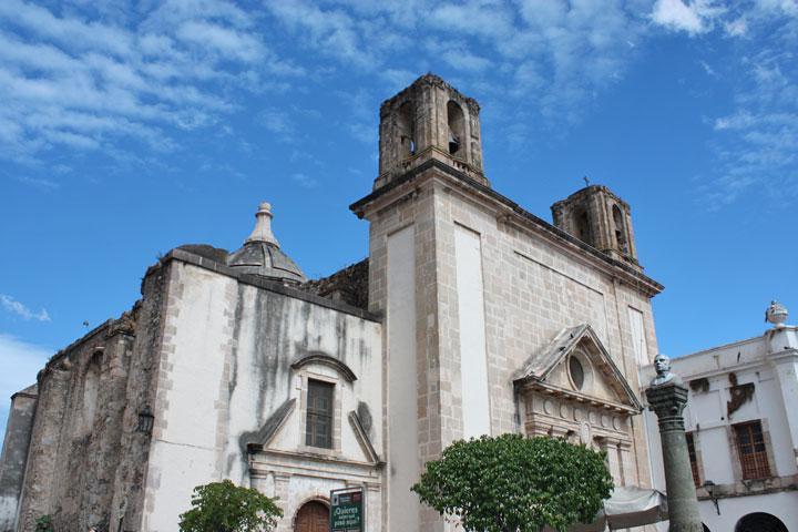 Церковь Санта-Приска