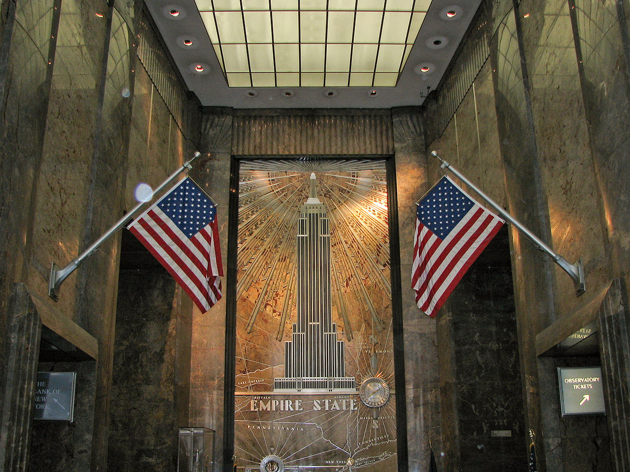 Interesting facts about the Empire State Building
