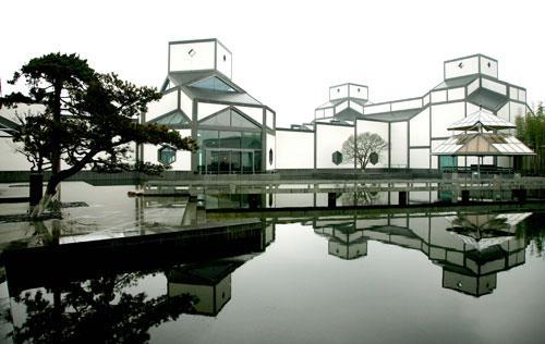 Музей шелка в Сучжоу