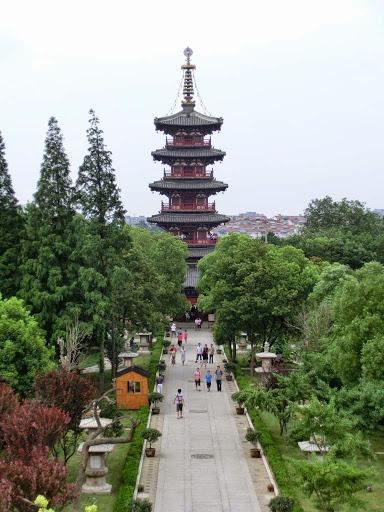 Храм Ханьшань Сучжоу