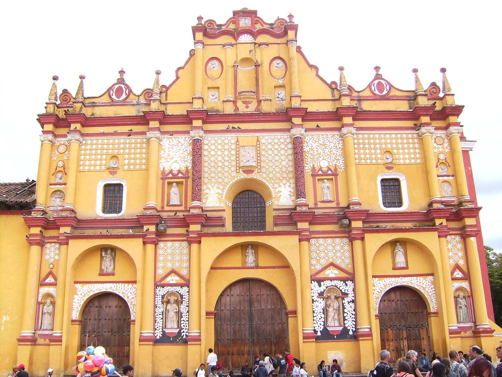 arco del Carmen San Cristobal