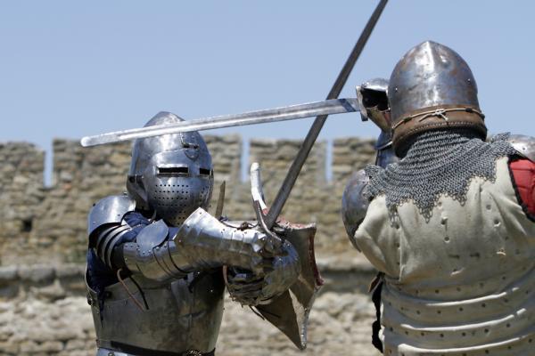 Аккерманская крепость рыцарские турниры