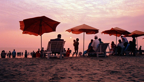Пляж Инани
