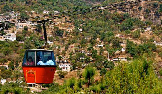 Teleferico (cable car)
